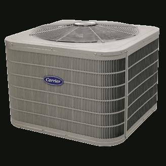 Carrier Performance 15 heat pump.