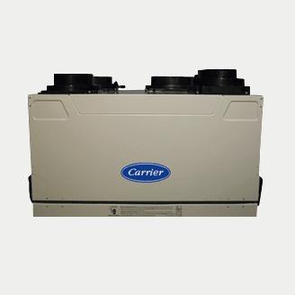 Carrier HRVXXSVB1100 ventilator.