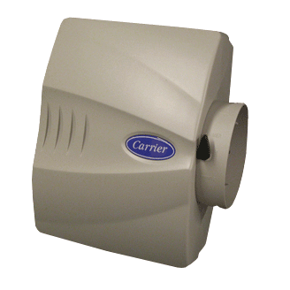 Carrier HUMCCLBP humidifier.